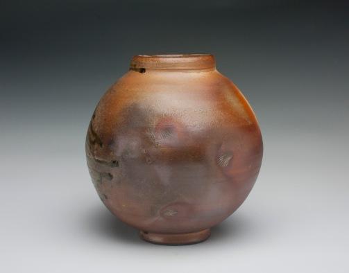 wood fired vase 2